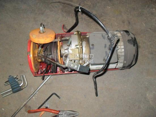 微型电动葫芦使用安全